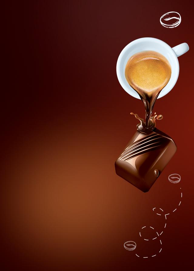 Pocket coffee - Mobile